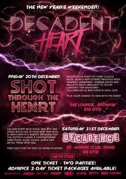 Decadent Heart