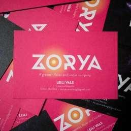 Zorya Thumb