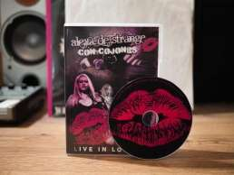 Alexa De Strage Dvd Cover