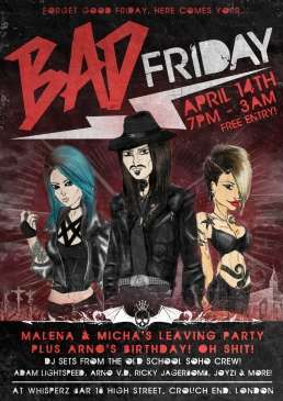 Bad Friday Poster