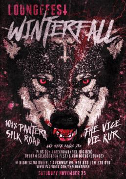Loungefest Winterfall Web