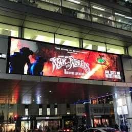 London Billboard Campaign